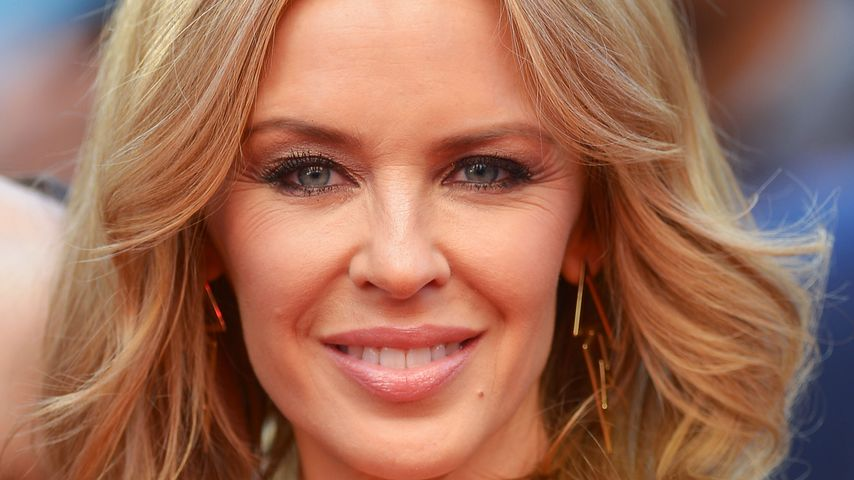 Sie ist Single: Kylie Minogue will sich finden lassen