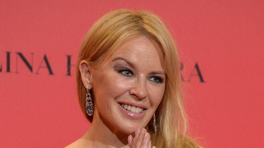 Kylie Minogue beim 30-jährigen Jubiläum von Vogue in Madrid