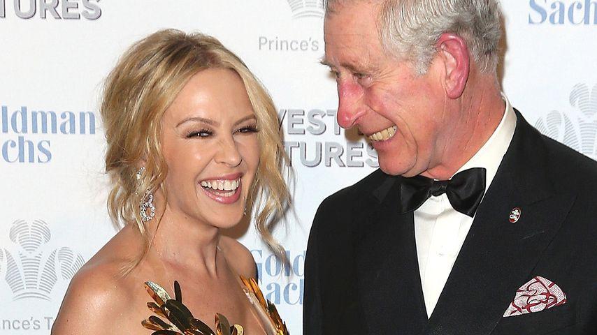 Auch mit 47 Jahren: Kylie Minogue zeigt sexy Bikini-Pics