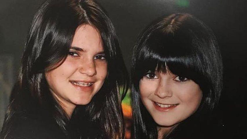 So unschuldig! Kylie & Kendall Jenner kaum wiederzuerkennen!