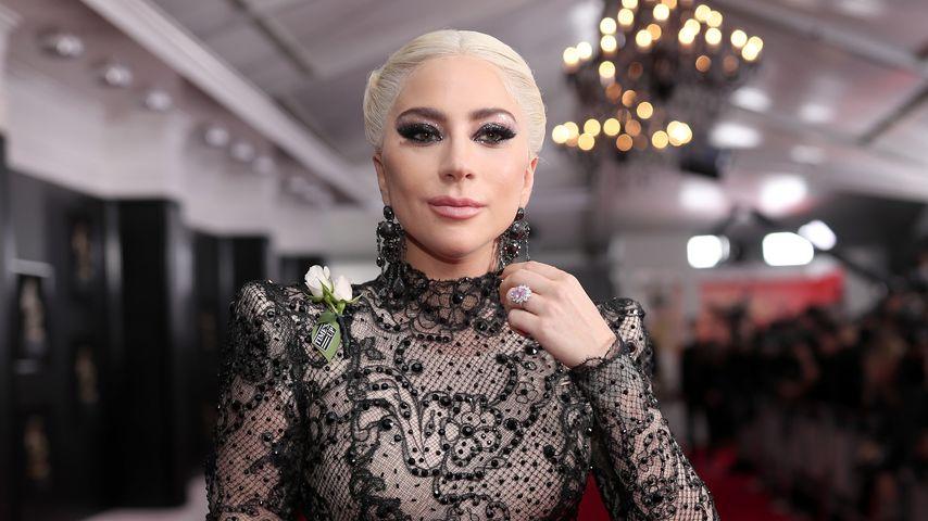 Lady Gaga bei den Grammys in New York 2018
