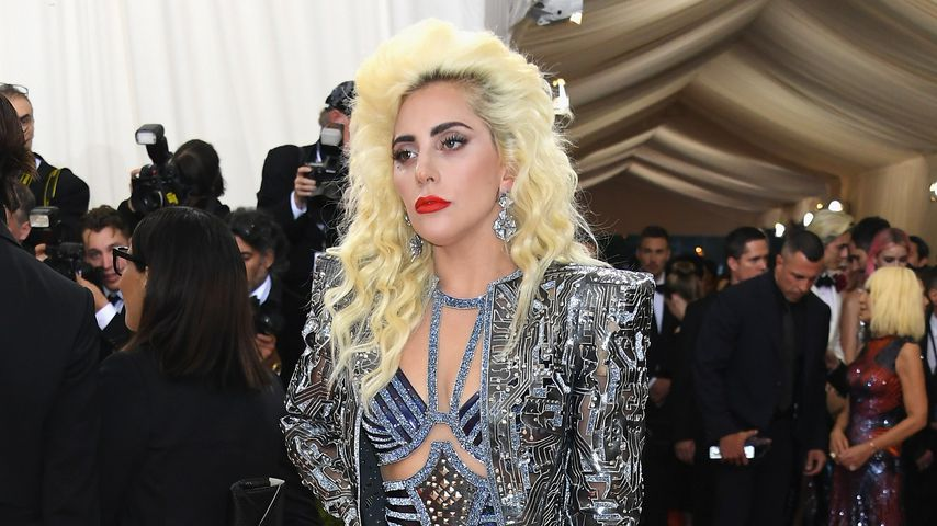 Lady Gaga im Mai 2016 bei der Met Gala