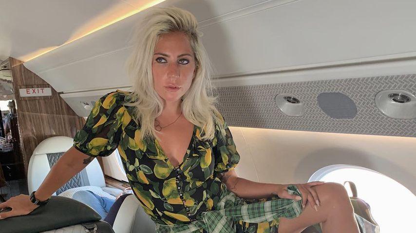 Vor Met Gala: Bein-Behaarung macht Lady Gagas Look komplett