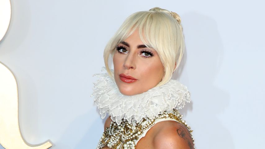 "Lady Gaga bei der ""A Star Is Born""-Premiere in London"