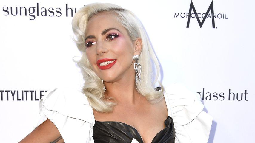 Lady Gaga auf einem Fashion-Event im März 2019
