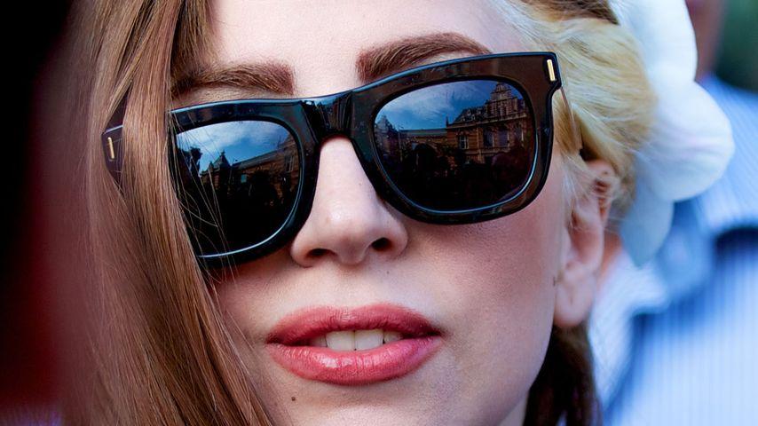 Keine Perücke! Lady GaGa ist jetzt echt brünett