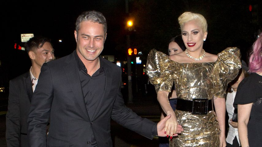 Taylor Kinney und Lady Gaga