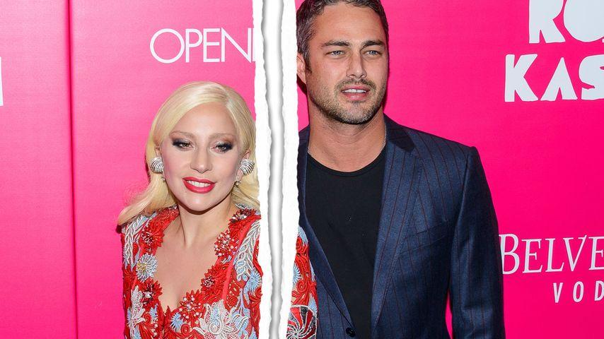 Kurz vor Hochzeit: Lady GaGa & Taylor Kinney sind getrennt!