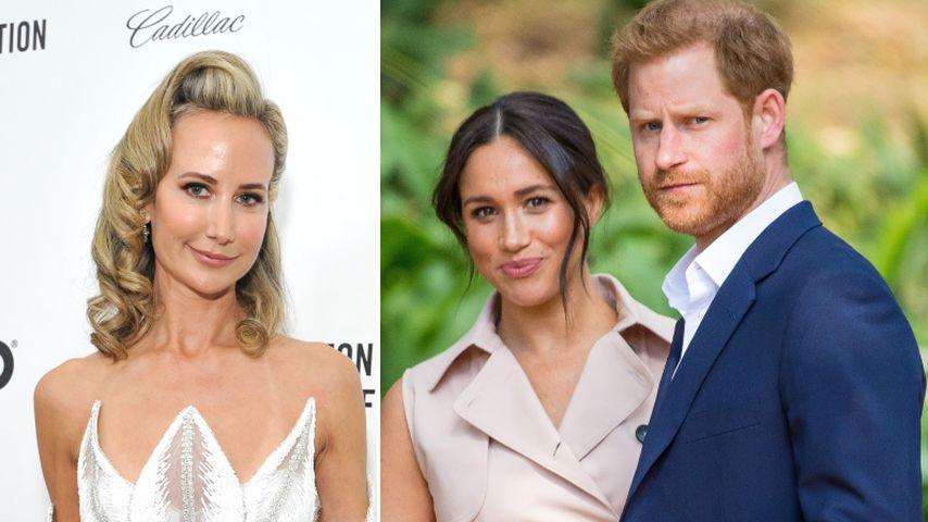 Royales It-Girl glaubt: Harry und Meghan werden sich trennen