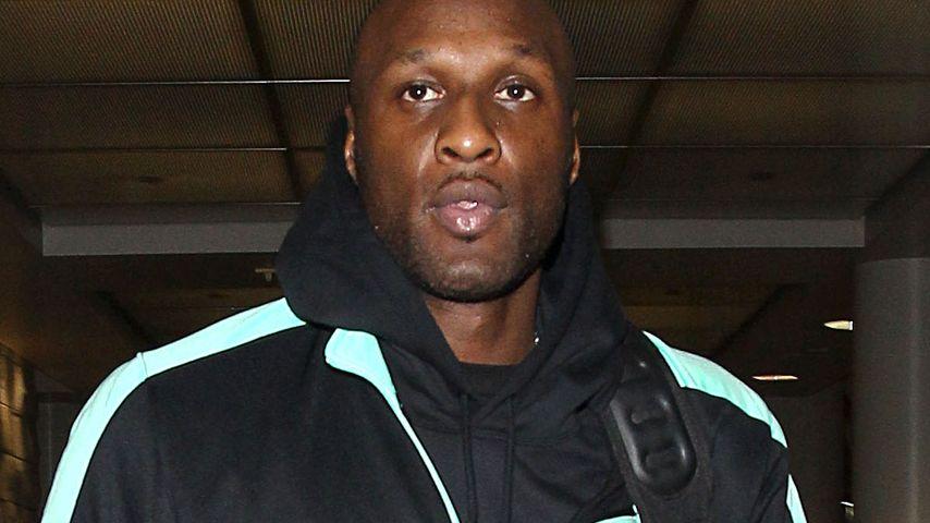 Kein Bock auf Reha! Lamar Odom flüchtet vor Familien-Rat