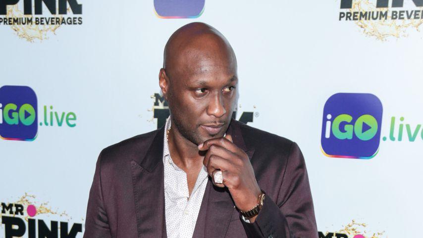 Lamar Odom hatte 12 Schlaganfälle und 6 Herzinfarkte!