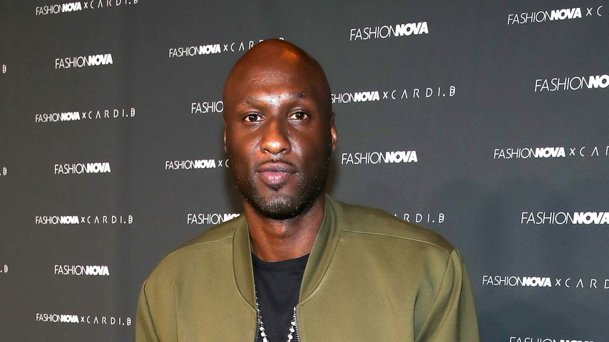 Lamar Odom, Mai 2019