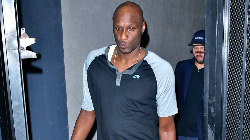 Lamar Odom, Ex-Basketballer