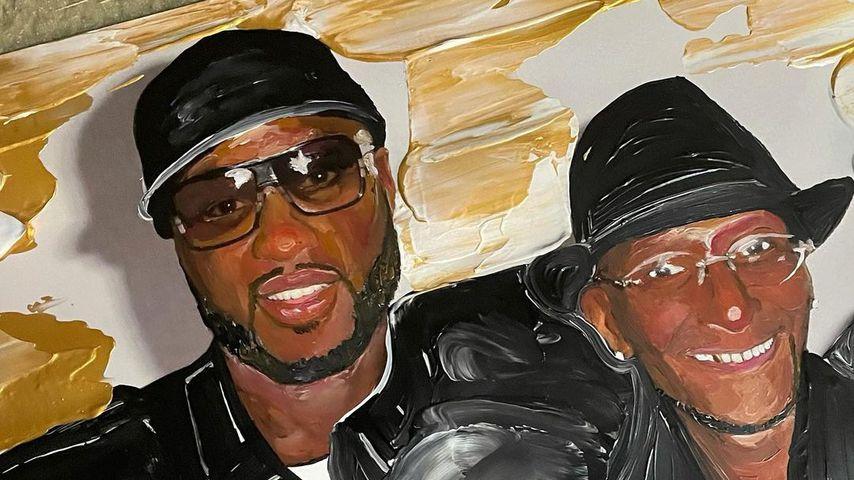 Lamar Odom und sein Vater Joe