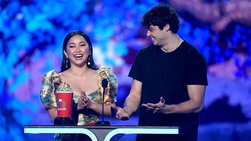 Lana Condor und Noah Centineo bei den MTV Movie & TV Awards 2019
