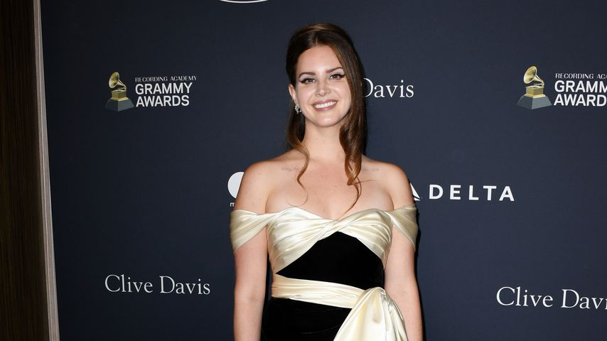 Lana Del Rey, Januar 2020 in Beverly Hills