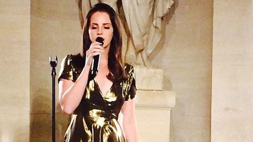 Wahnsinn! Kimye zahlten Lana Del Rey ein Vermögen