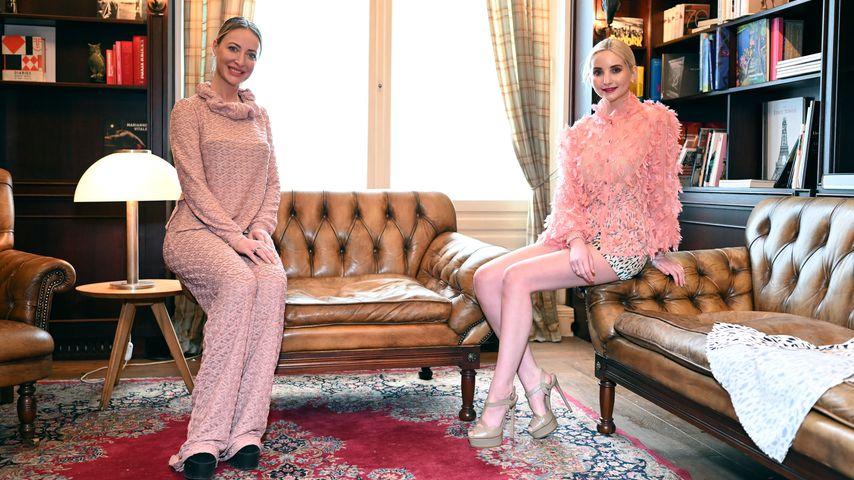 Designerin Lana Müller von LANA MUELLER und Anna Hiltrop