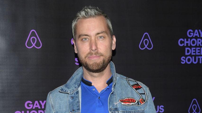Lance Bass im April 2019