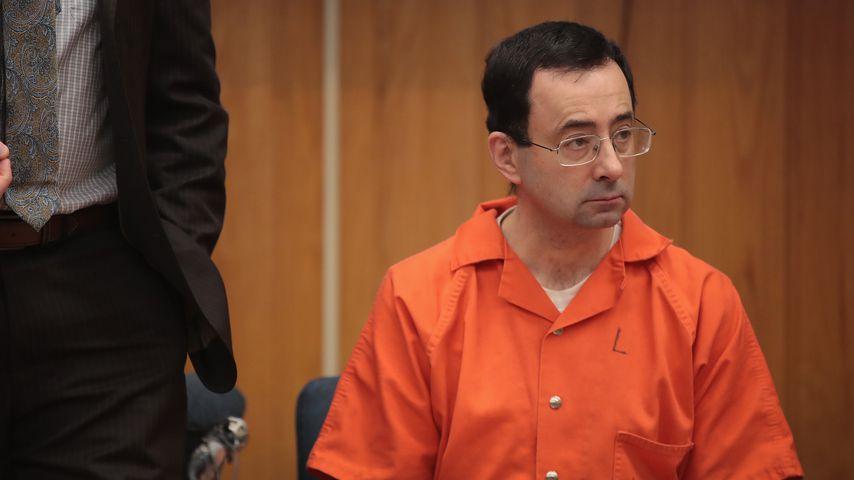 Skandal-Olympia-Arzt: Larry Nassar wurde im Knast attackiert