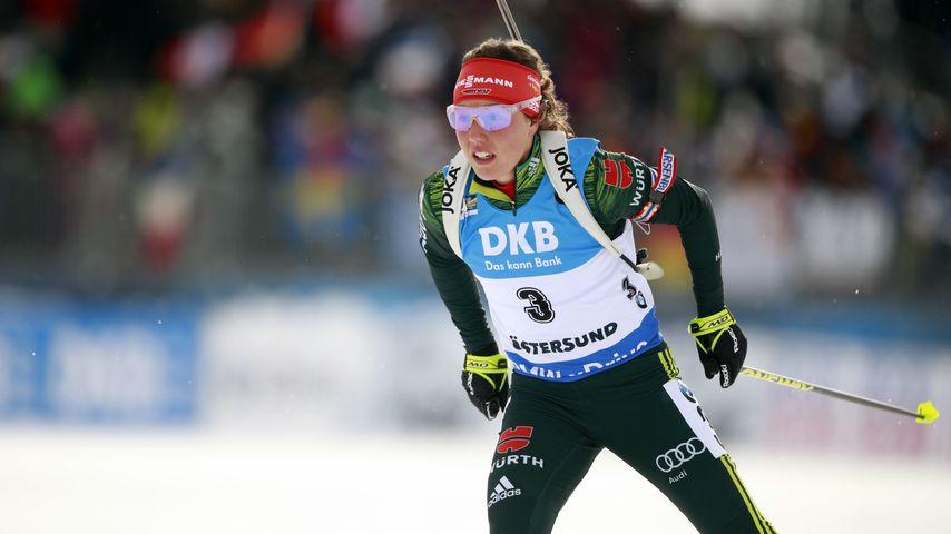 Laura Dahlmeier, ehemalige Biathletin