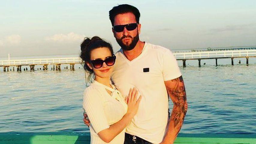 Laura M. und Michael Wendler in den USA