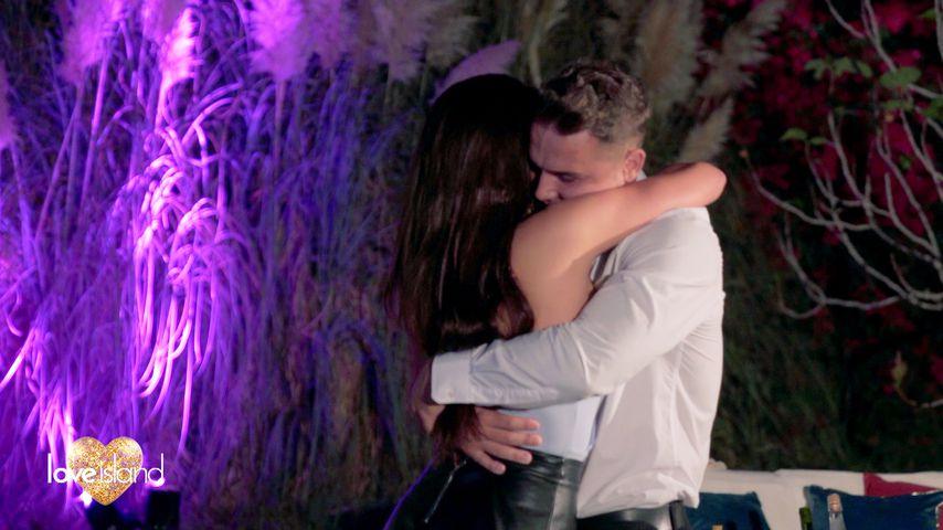 """Laura Ma und Tobias Pietrek bei """"Love Island"""""""