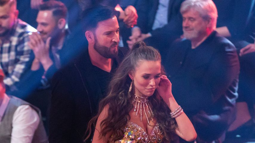 """Laura Müller und Michael Wendler in der ersten """"Let's Dance""""-Liveshow, Februar 2020"""