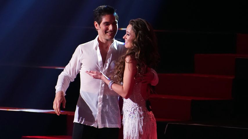 Tanzpartnerin Laura verlobt: Das hält Christian Polanc davon