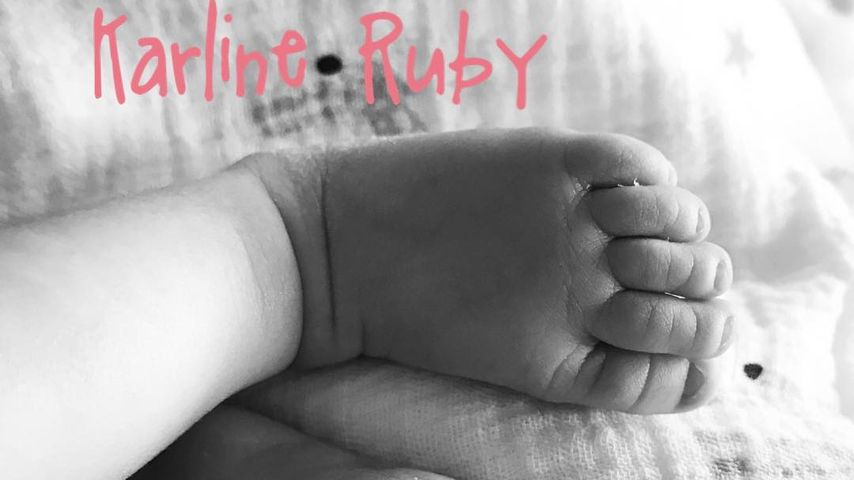 Baby-Glück für Laura Osswald: Ihre Tochter ist schon da!