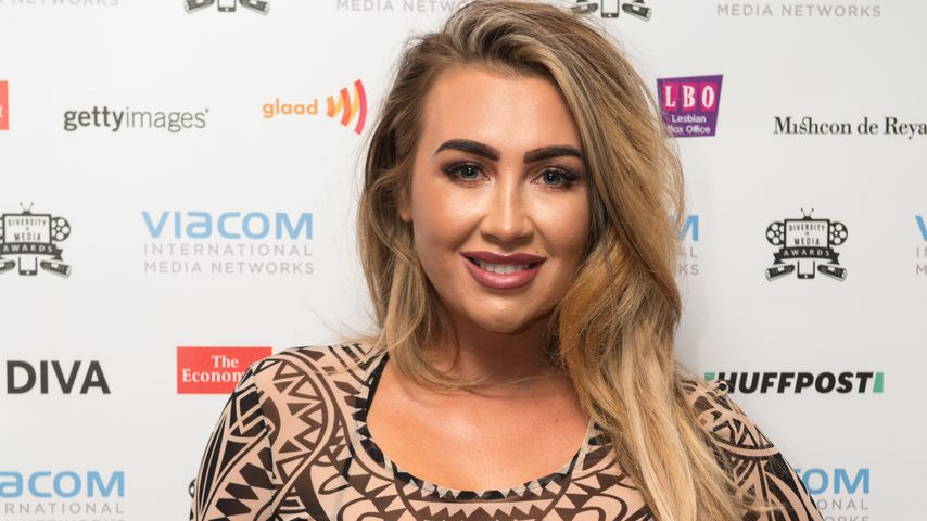 Lauren Goodger bei den Diversity in Media Awards