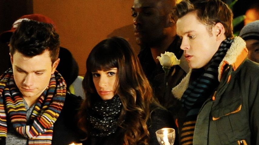 "Beerdigungs-Szene bei ""Glee"": Was ist passiert?"