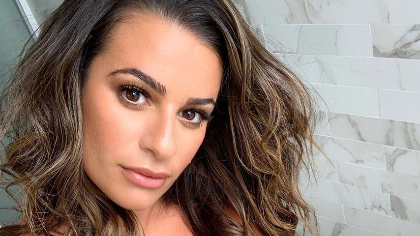 Lea Michele, Schauspielerin