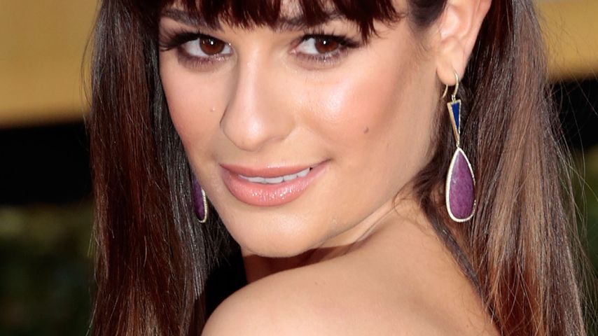 Neuer Look! Auch Lea Michele hat jetzt Ombré-Hair