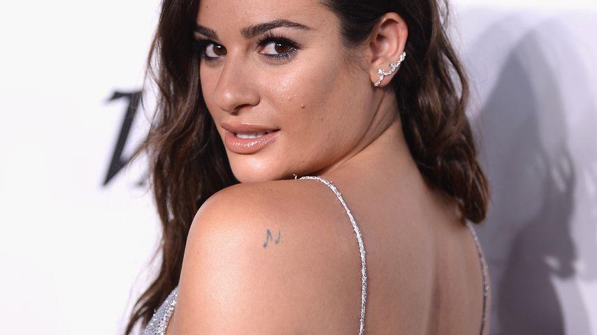 """Lea Michele auf der """"Vielfalt und Frauen im Film"""" Vor-Emmy Party"""