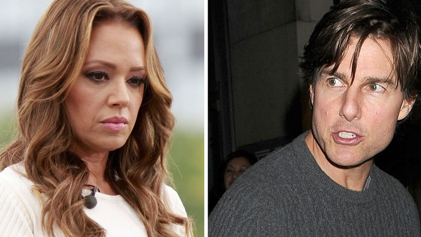 Tom Cruise rastet aus: Böse Anfeindungen gegen Leah Remini