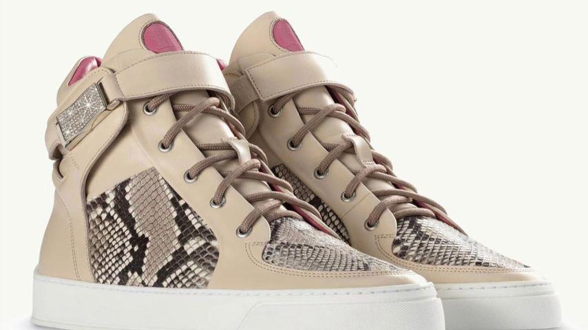 Leandro-Lopes-Edelsneaker für über 20.000 Euro