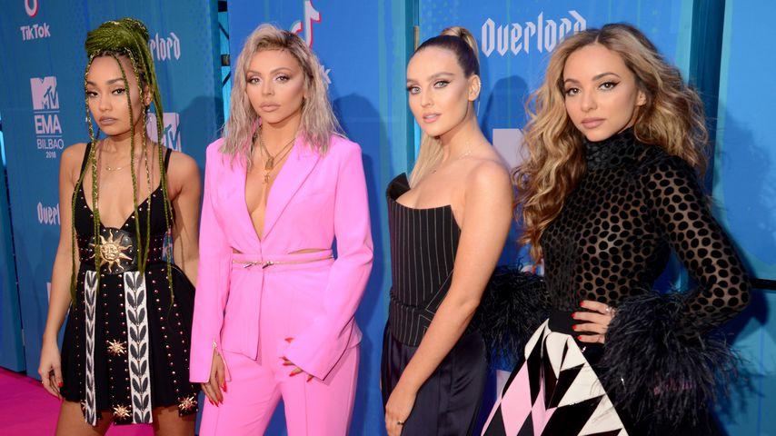 Little Mix bei den MTV EMAs 2018