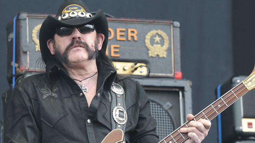 Trotz 70. Geburtstag: Motörhead-Lemmy will weiter rocken!