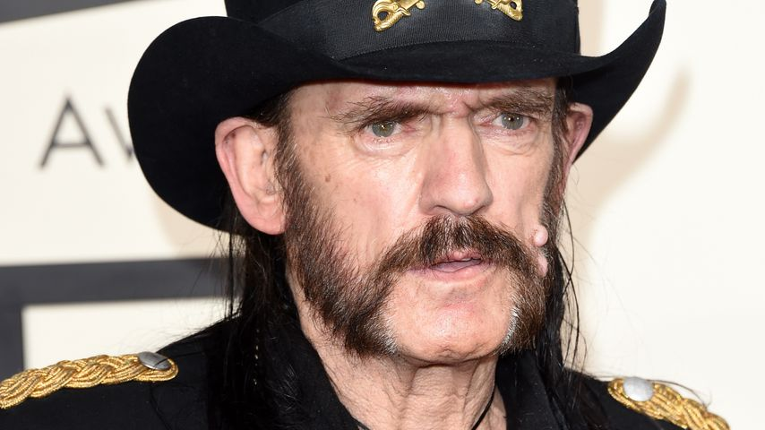 Motörhead-Lemmy muss Tour erneut verschieben