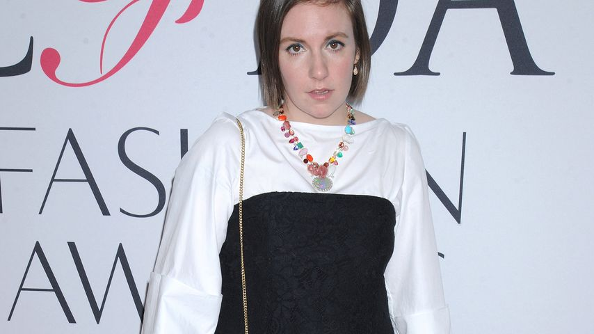 Lena Dunham bei den Best Fashion at the CFDA Fashion Awards in New York