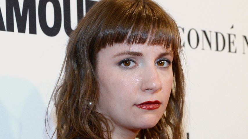 Lena Dunham bei der Glamour Women Of The Year 2016 in Los Angeles