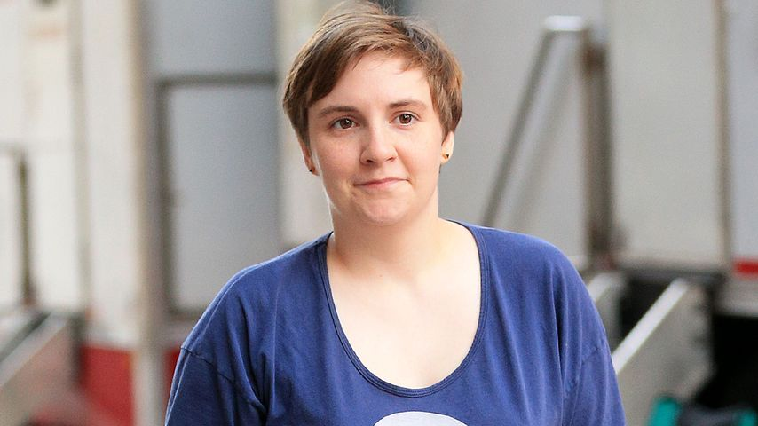 Lena Dunham in New York, 2015