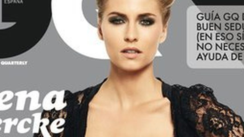 Wow! So sexy zeigt sich Lena Gercke als Cover-Girl