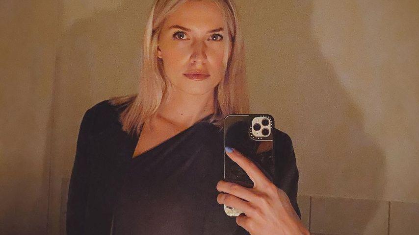 Lena Gercke im Oktober 2020