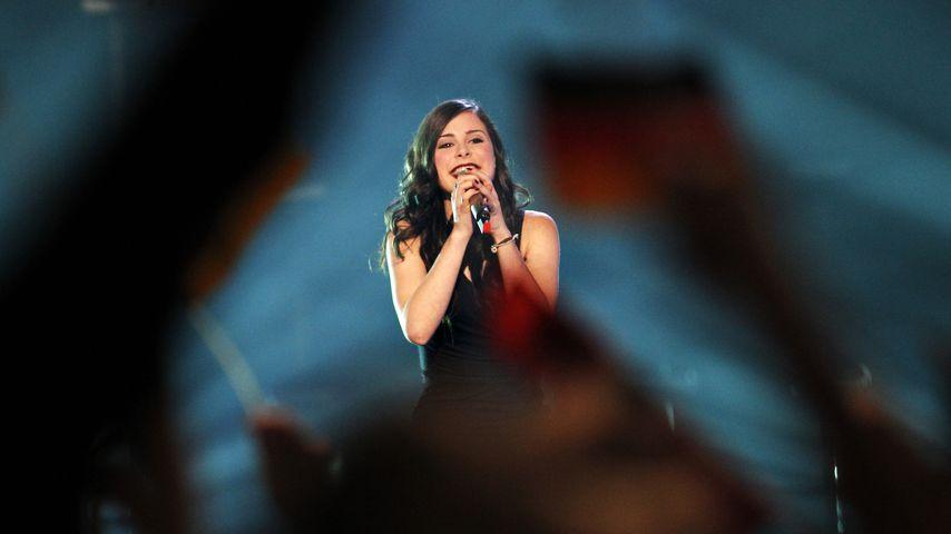 Lena Meyer-Landrut beim Eurovision Song Contest 2010