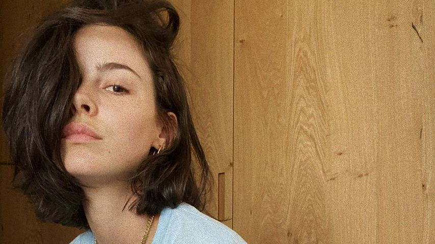 "Lena Meyer-Landrut in ihrem ""Satellite""-Shirt"
