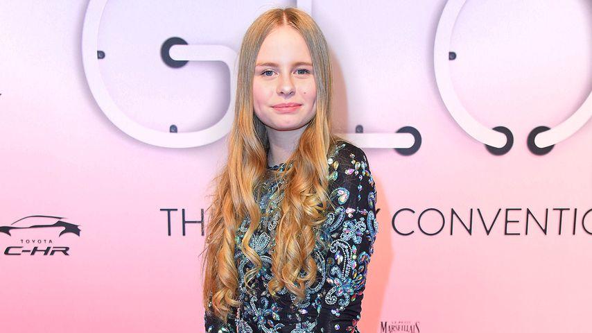 Leni Mariee auf der GLOW-Con 2018 in Dortmund
