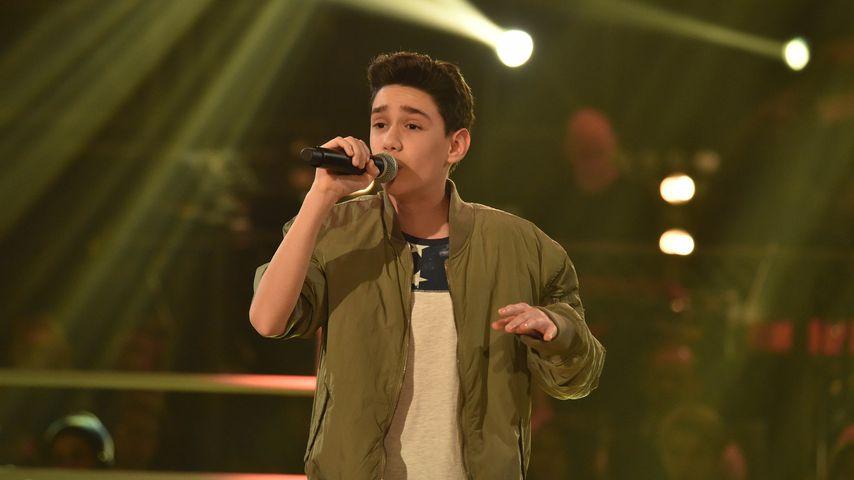 """Leon bei """"The Voice Kids"""""""