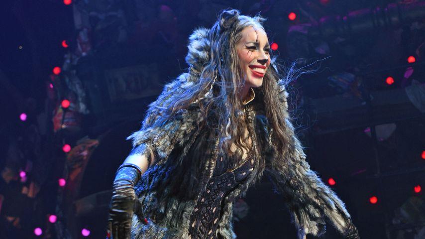 Musical-Debüt: So sieht Leona Lewis als heiße Katze aus!